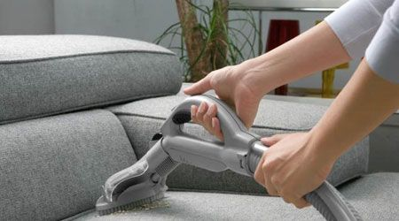 Upholstery cleaning services in the UAE