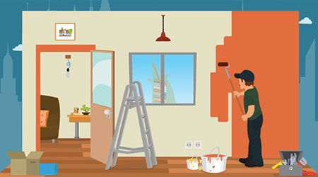 Painting Companies in Dubai | Wall Painters in Dubai