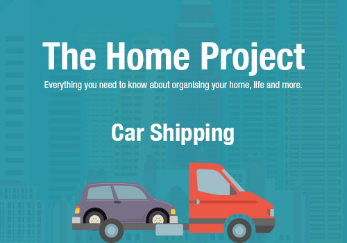 How to Ship Your Car to and from Dubai - The Home Project