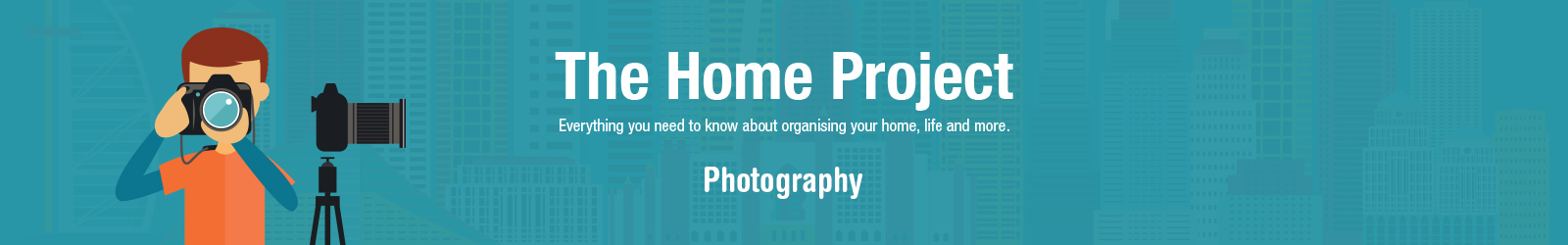 Most Popular Types of Photography in Dubai - The Home Project
