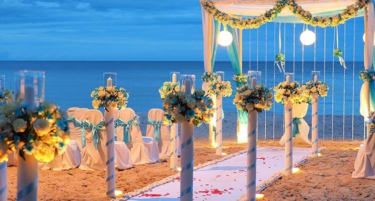 atlantis wedding