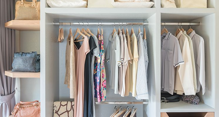 Book A Cleaning Service In Abu Dhabi To Organize Your Wardrobe
