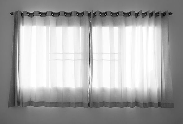 Types Of Curtain Rods In Dubai The Home Project