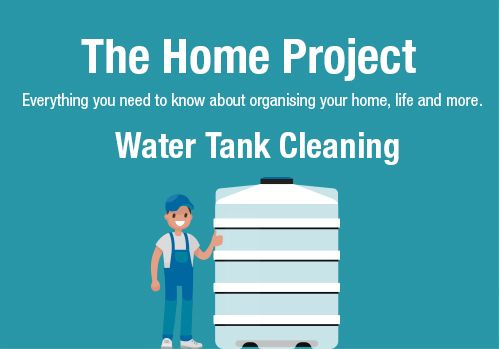 Benefits of Water Tank Cleaning for Your Hair, Skin and