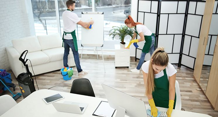 5 Tips to Choose the Best Cleaning Company for Your Office