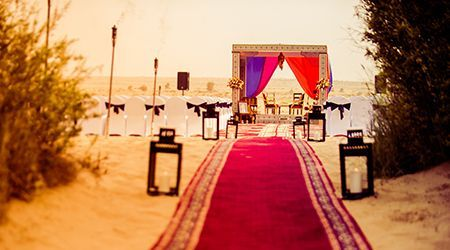 Catering Experts Share Ideas For A Destination Wedding In
